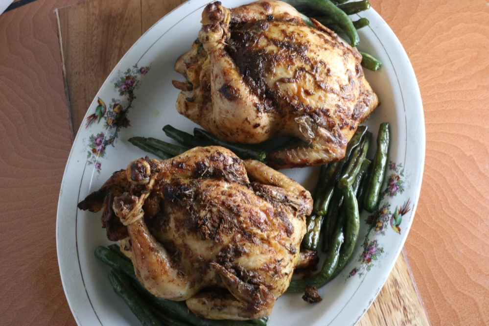 Cornish Game Hens 11-19-2018
