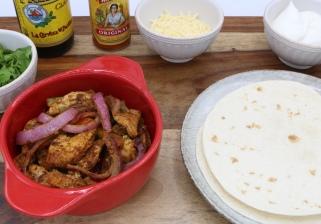 Sheet Pan Chicken Fajita 5-10-2019