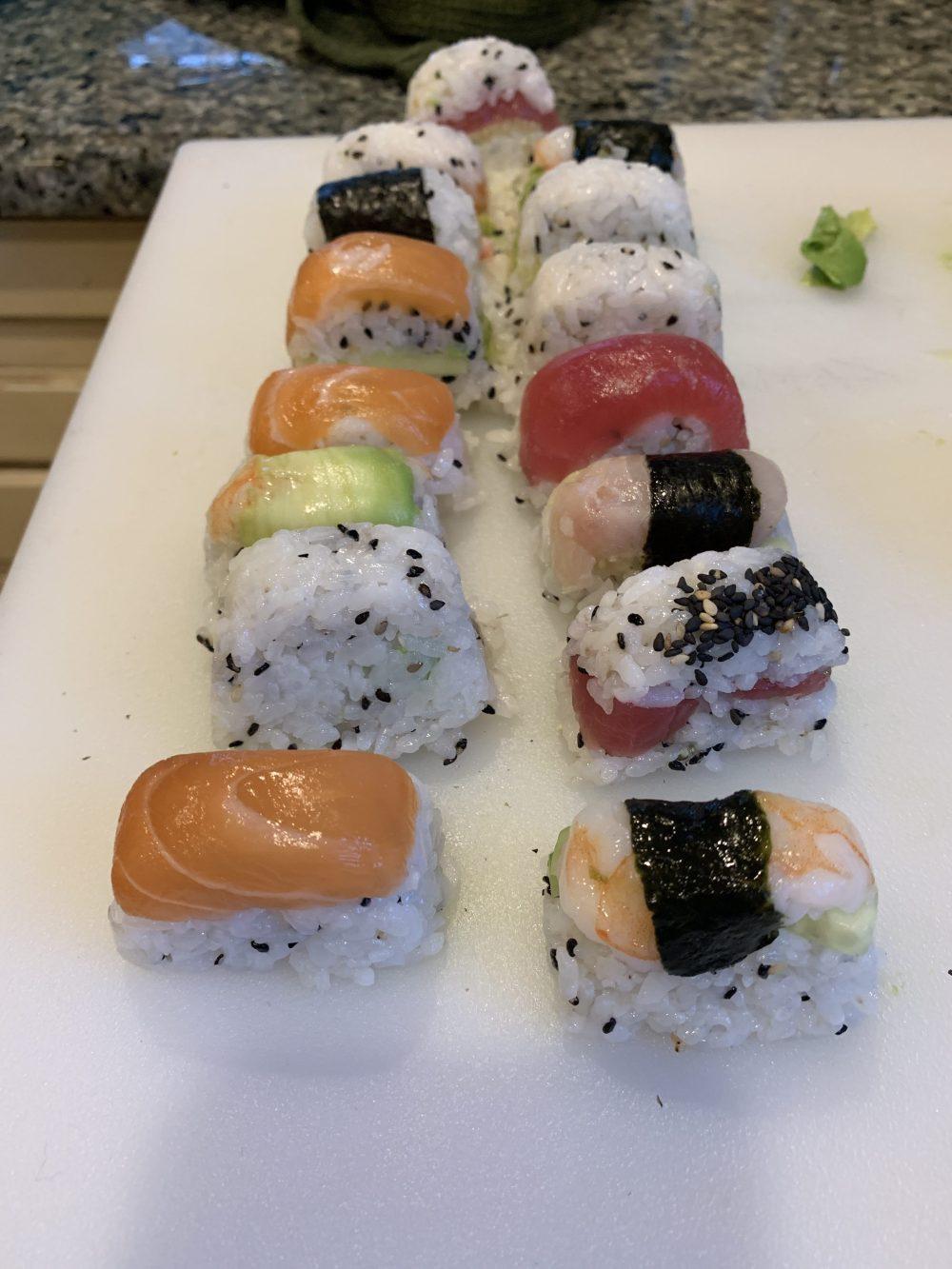 Sushi 3-25-2019